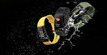 Realme готовит первый фитнес-браслет Realme Band