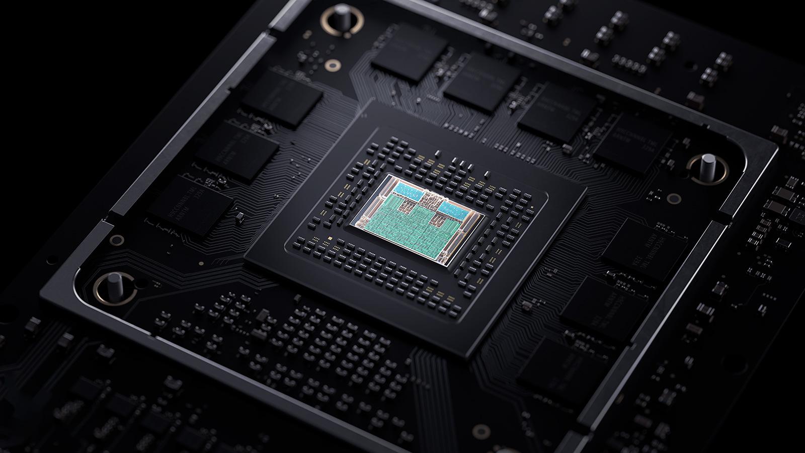 Xbox Series X: Полные технические характеристики