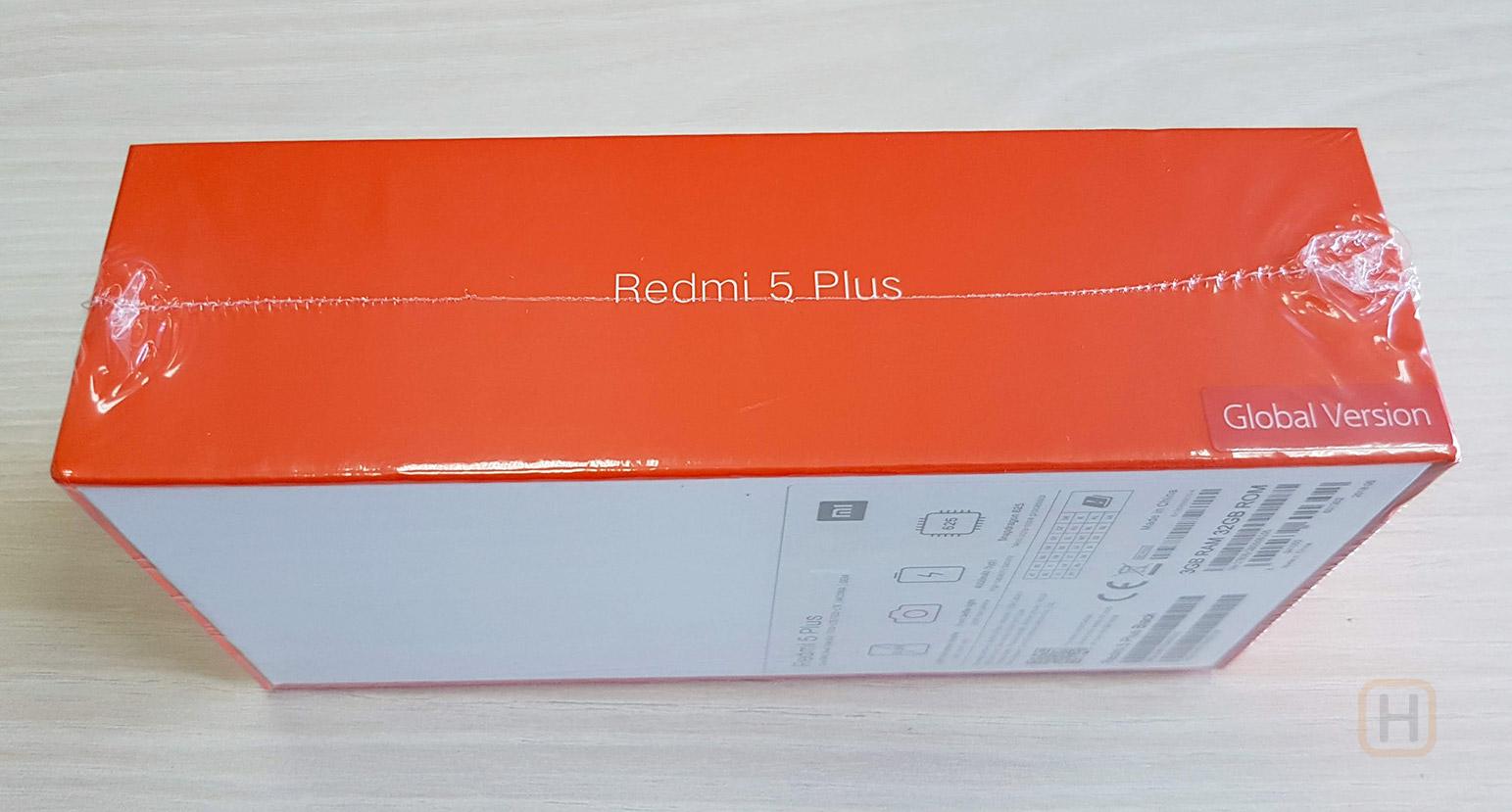 Redmi 5 Plus Global version
